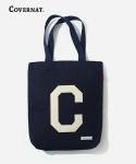 커버낫(COVERNAT) C LOGO ECO BAG NAVY