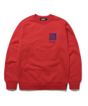 엘엠씨() UNITED SWEATSHIRT red