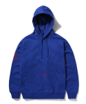 엘엠씨() LMC GLOBE CENTER LOGO HOODIE royal blue