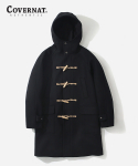 커버낫() [남/녀] WOOL DUFFLE COAT BLACK
