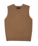 니들워크(NEEDLE WORK) VINTAGE RED CROSS VEST(BEIGE)