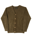니들워크(NEEDLE WORK) KURT CARDIGAN(KHAKI)