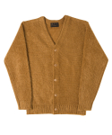 니들워크(NEEDLE WORK) KURT CARDIGAN(MUSTARD)