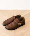 오로라슈즈(AURORA SHOE) [Men] Middle English(Brown)