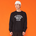 TURBO CLUB SWEATSHIRT (BLACK)