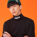 위빠남(OUI PANAME) AMOUR TURTLE NECK (BLACK)