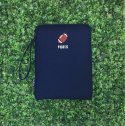 페비스(FEB!S) FEB!S iPad pouch_ Rugby ball_Navy