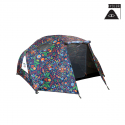 폴러스터프(POLERSTUFF) TWO MAN TENT NAVY RAINBRO