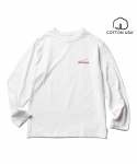 에스피오나지(ESPIONAGE) Persona Long Sleeve Off White