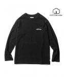 에스피오나지(ESPIONAGE) Persona Long Sleeve Black