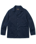 유니폼브릿지() cotton coverall jacket navy