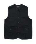 유니폼브릿지() cotton work vest black