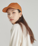 38컴온커먼(38COMEONCOMMON) MOA BALL CAP_ORANGE