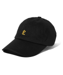 라이풀() LF LOGO CURVED 6PANEL CAP black