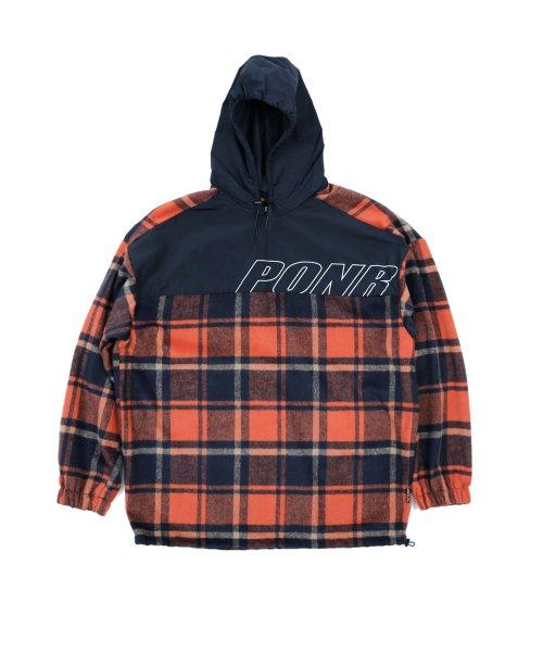 Hood ponr