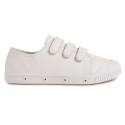 [SPRING COURT 스프링코트]G2 / VELCRO LEATHER WHITE / GV-5001-2