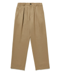 라이풀() STRAP EASY PANTS camel