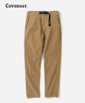 커버낫(COVERNAT) CODUROY EASY PANTS BEIGE