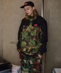 REFLECTIVE WINDBREAKER JACKET_CAMO
