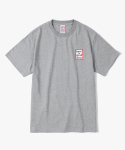 해브 어 굿 타임() Mini Frame S/S Tee - Heather Grey