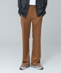 시에스타(SIESTA) SIESTA WIDE PANTS [BROWN]
