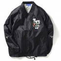라파예트 FAR EAST DRAGON COACH JACKET BLACK