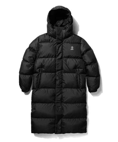 LMC LONG DOWN COAT black