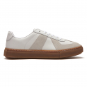 클라시코(CLASSICO) Military Sneakers_White