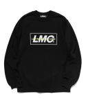 엘엠씨() LMC MIXED LOGO LONG SLEEVE TEE black
