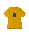 퍽트(FUCT) FUCT / JAWZ 1992 T-SHIRT / YELLOW