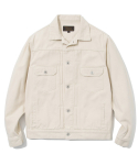 유니폼브릿지() 17fw cotton trucker jacket beige