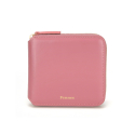 페넥(FENNEC) Fennec Zipper Wallet 027 Rose Pink