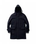 Dover Fisherman Coat Dark Navy