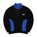 네스티킥(NASTYKICK) [NSTK] NSTK ZIP-UP NECK (BLK)