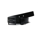 반(BAAN) 102 Leather Belt Black