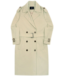 APT Trench Coat - Beige