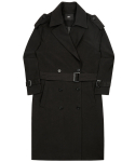 APT Trench Coat - Black