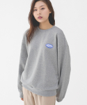 OH!DENYBOY LOGO SWEAT(GRAY)