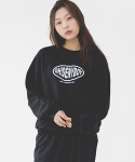 ODB LOGO SWEAT(BLACK)