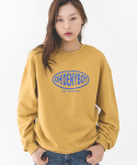 ODB LOGO SWEAT(YELLOW)