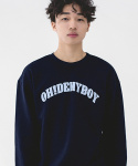 OH!DENYBOY SWEAT(NAVY)