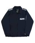 아임낫어휴먼비잉(I AM NOT A HUMAN BEING) [17FW] Basic Logo Tape Track Top Jacket - Navy
