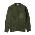 와이엠씨엘케이와이(YMCL KY) YMCL KY US Type Commando Sweater with Pocket