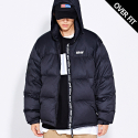 네스티킥() [NSTK] LIKE FURY PADDING JACKET (BLK)