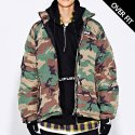 네스티킥() [NSTK] LIKE FURY PADDING JACKET (CAMO)