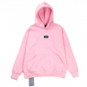 돈애스크마이플랜(DAMP) NO PLAN BOX LOGO HOOD PINK