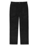비바스튜디오(VIVASTUDIO) CORDUROY PANTS GA [BLACK]