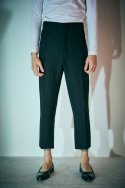 에스알에스티(SRST) Slim fit trouser Black