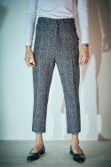 Slim fit trouser Check