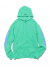 REV-T-Logo Hooded Sweatshirt Green